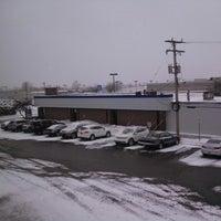 Photo taken at Suburban Subaru by Tim J. on 1/16/2014