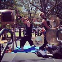 Photo taken at ArtsFest - Georgia Southern University by Betty Foy Sanders D. on 4/6/2013
