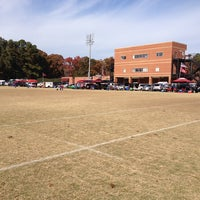 Photo taken at Lenoir-Rhyne University by Brad B. on 11/9/2013