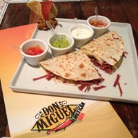Photo taken at Don Miguel Mexican Bar by Kênia R. on 12/1/2012