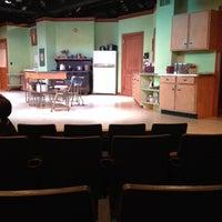 Photo taken at Plymouth Playhouse by Kristi E. on 12/27/2013