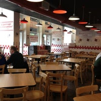 Photo taken at Five Guys by Anne C. on 11/19/2012