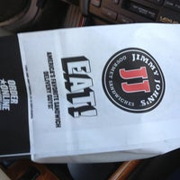 Photo taken at Jimmy John's by Tevin R. on 12/30/2012