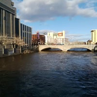 Photo taken at Truckee River by Ryan W. on 2/10/2015