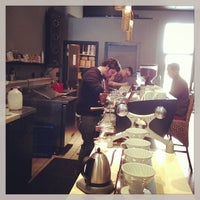 Photo taken at Stanza Coffee by Kyle M. on 4/20/2013
