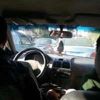 Photo taken at Ramsis Bridge by Akmal K. on 11/17/2012