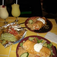 Photo taken at Ahora Mexican Cuisine by Zain A. on 11/11/2012