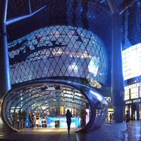 Photo taken at ION Orchard by Ula B. on 3/13/2013