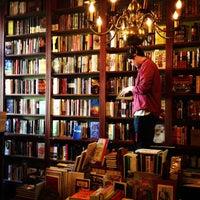 Photo taken at Faulkner House Books by Sandra J. on 12/24/2012