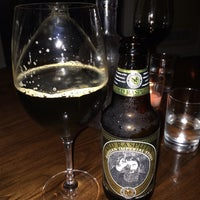 Photo taken at Pour Cafe & Wine Bar by Darwin E. on 10/5/2014