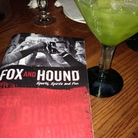 Photo taken at Fox & Hound by Krystal S. on 10/28/2012
