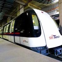 Photo taken at SBS Transit: Sengkang Depot (SKD) by 陳杰倫 (. on 12/10/2013