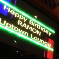 Photo taken at Uptown Lounge by DJ Boogieman on 12/23/2012