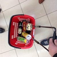 Photo taken at Hypermarket Nr. 1 by Nicolae I. on 11/15/2013