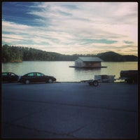 Photo taken at Wilderness Camp Marina by Colt B. on 5/25/2013