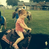 Photo taken at Express Clydesdales Ranch by Jenny S. on 5/26/2014