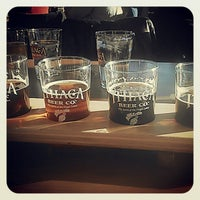 Photo taken at Ithaca Beer Co. Taproom by Nathan R. on 12/23/2012