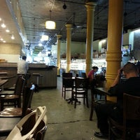 Photo taken at Cafe Mercato by Agnes T. on 5/10/2013