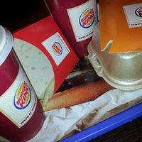 Photo taken at Burger King by Yusuf K. on 10/29/2012