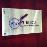 Photo taken at ProPublica by gno m. on 3/14/2014