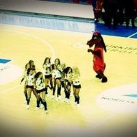 Photo taken at PBC CSKA by Олька Х. on 11/8/2012