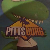 Photo taken at Pittsburg by Luiz Inaldo J. on 12/14/2012
