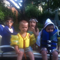 Photo taken at Greg And Tina's Pool by Tina F. on 8/4/2013