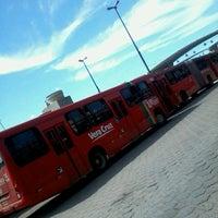 Photo taken at Terminal Integrado Barro by Carlinha #. on 4/16/2013