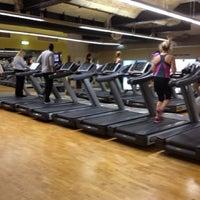 Photo taken at LA Fitness by Dinara K. on 11/23/2013