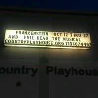 Photo taken at Country Playhouse by Marcus on 10/13/2012