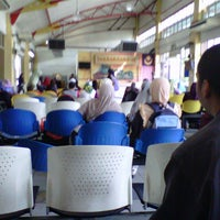 Photo taken at Hentian Duta Bus Terminal by Putera J. on 10/24/2012
