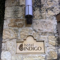Photo taken at Hotel Indigo San Antonio-Riverwalk by Tim F. on 6/15/2013