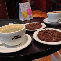 Photo taken at Caffè Nero by Casper H. on 8/6/2013