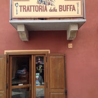 Photo taken at Trattoria Della Buffa by Silvia L. on 10/5/2013