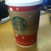 Photo taken at Starbucks by Tammy L. on 12/16/2012