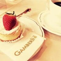 Photo taken at Café Pasticceria Gamberini by Nihan Ç. on 2/2/2015