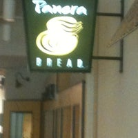 Photo taken at Panera Bread by Joseph M. on 10/21/2012