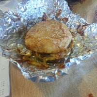 Photo taken at Five Guys by Steven T. on 6/12/2013