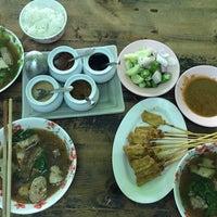 Photo taken at ก๋วยจั๊บช้างม่อยตัดใหม่ by Dk'TonAor D. on 6/21/2016