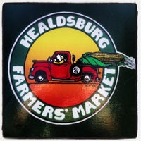 Photo taken at Healdsburg Farmers' Market by Tucker T. on 5/4/2013