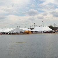 Photo taken at Oysterfest by 💀💀John D. on 10/19/2013