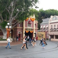 Photo taken at Disneyland Fire Department No. 1 by James S. on 9/20/2013
