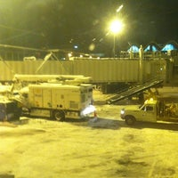 Photo taken at Gate E5 by David S. on 12/11/2012