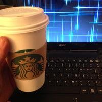 Photo taken at Starbucks by Will v. on 4/11/2013