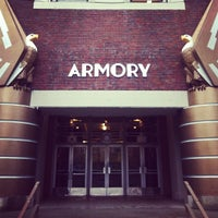Photo taken at Armory at Seattle Center by K. M. A. on 12/2/2012