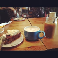 Photo taken at The Blue Stove by Aran K. on 11/10/2012