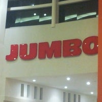 Photo taken at Jumbo by Jhon P. on 11/15/2012