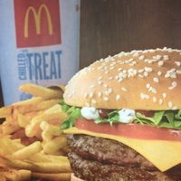 Photo taken at McDonald's by Анна М. on 2/19/2013