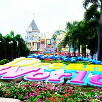 Photo taken at Dream World by Dew S. on 5/8/2013
