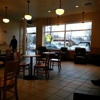 Photo taken at Starbucks by Brent C. on 3/12/2013
